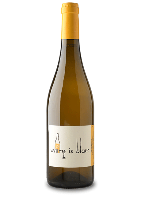 Domaine Gregory White White Is Blanc