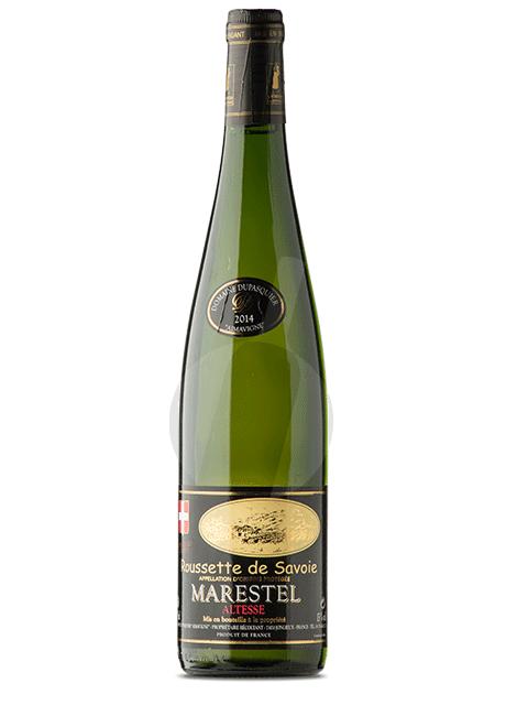 Domaine Dupasquier Roussette de Marestel