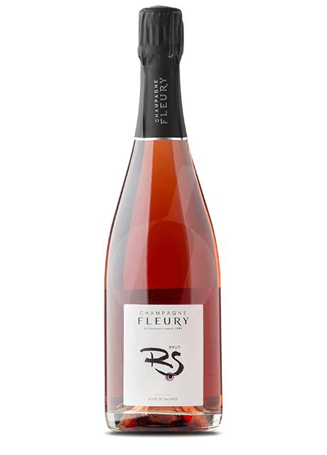Champagne Fleury Rosé de Saignée
