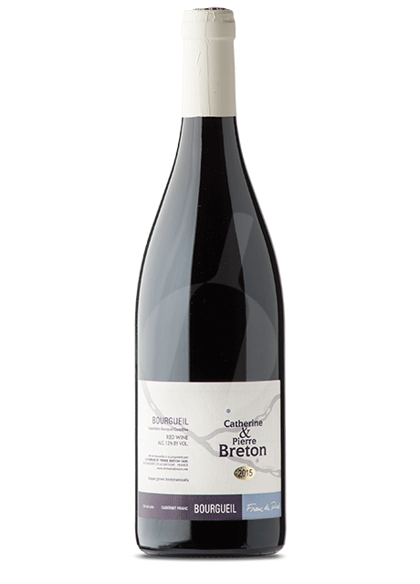 Domaine Breton franc de Pied