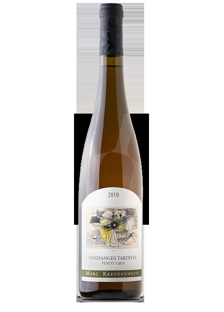 Kreydenweiss Pinot Gris Moenchberg Vendanges Tardives