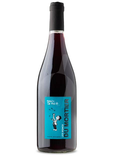Domaine du mortier Brain de Folie Rouge