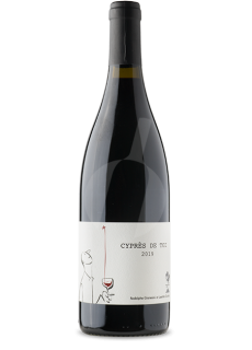 Fond Cypres Cyprès de Toi Rouge