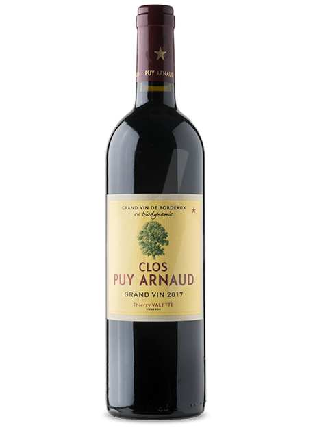clos puy arnaud grand vin