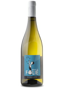 Domaine du mortier Brain de Folie Blanc