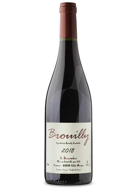 Georges Descombes Brouilly