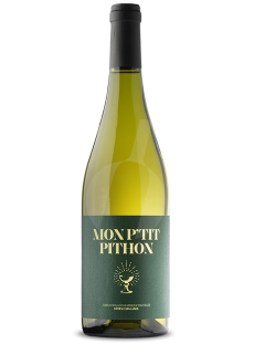 Olivier Pithon Mon P'tit Pithon Blanc