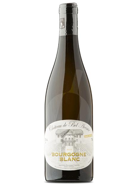 Bourgogne Blanc Elevage en Fûts